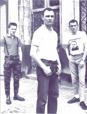 Manu, Didier, Boni